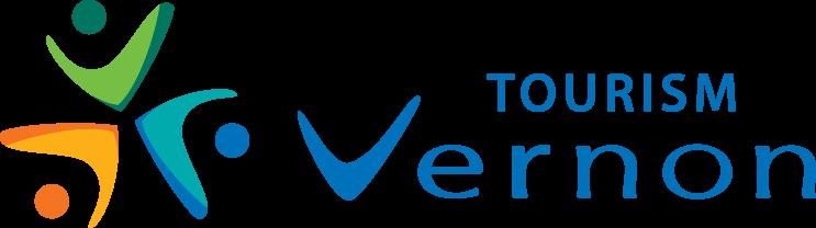 Tourism Vernon Logo