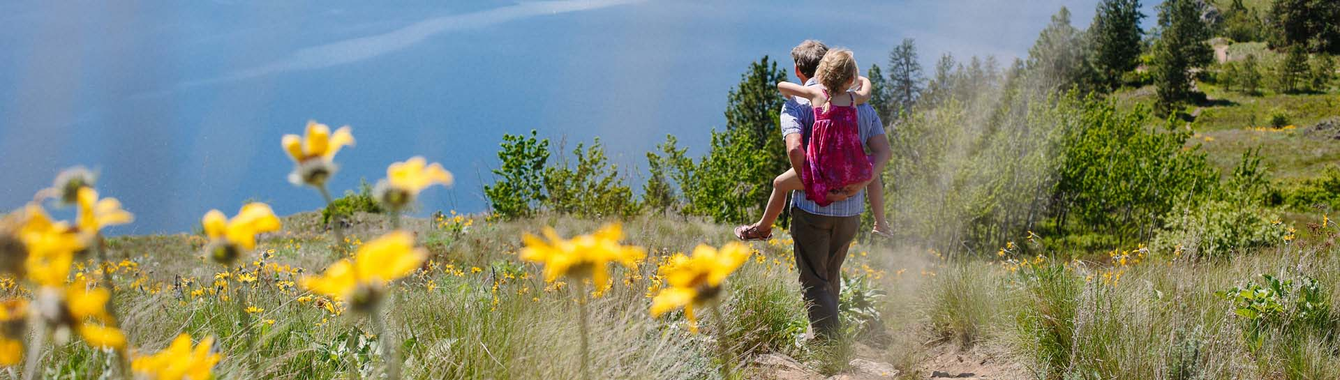 Family Friendly Hiking Trails Vernon