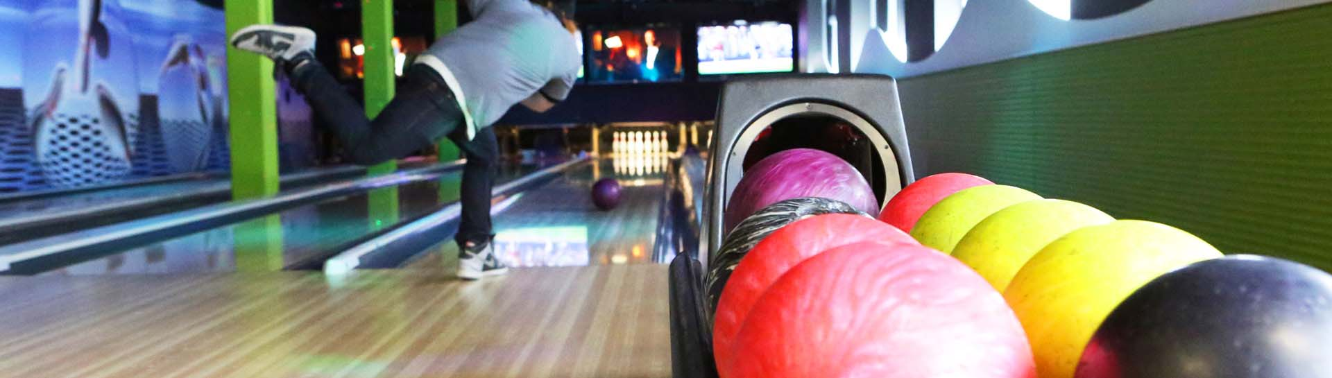 bowling lane - Photo Credit: SilverStar
