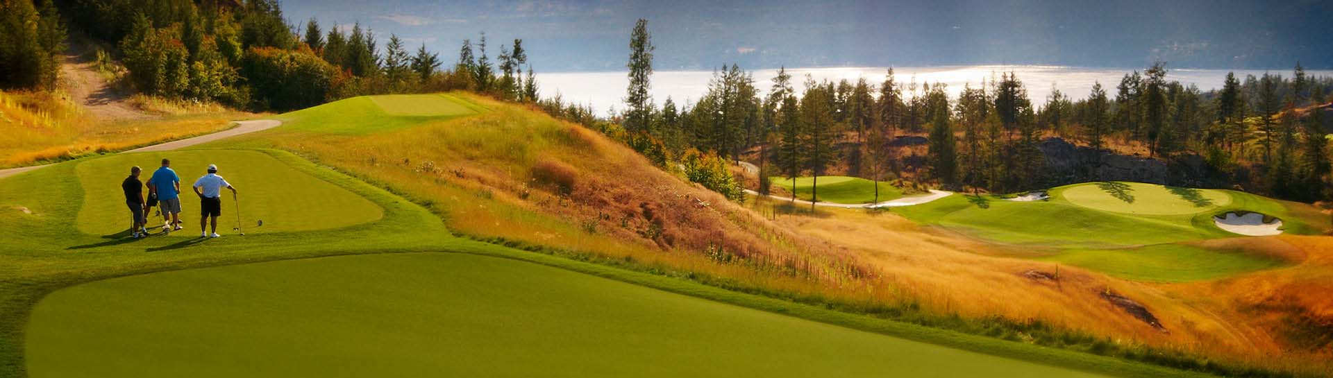 Vernon BC Golf Vacations