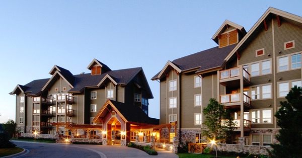 Places to Stay in Vernon - Predator Ridge Golf Resort